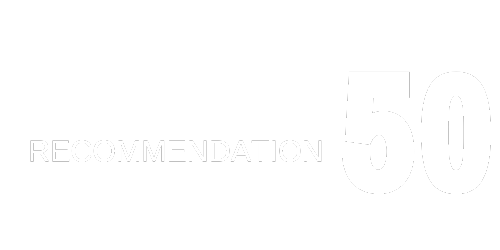 Recommendation 50 Logo